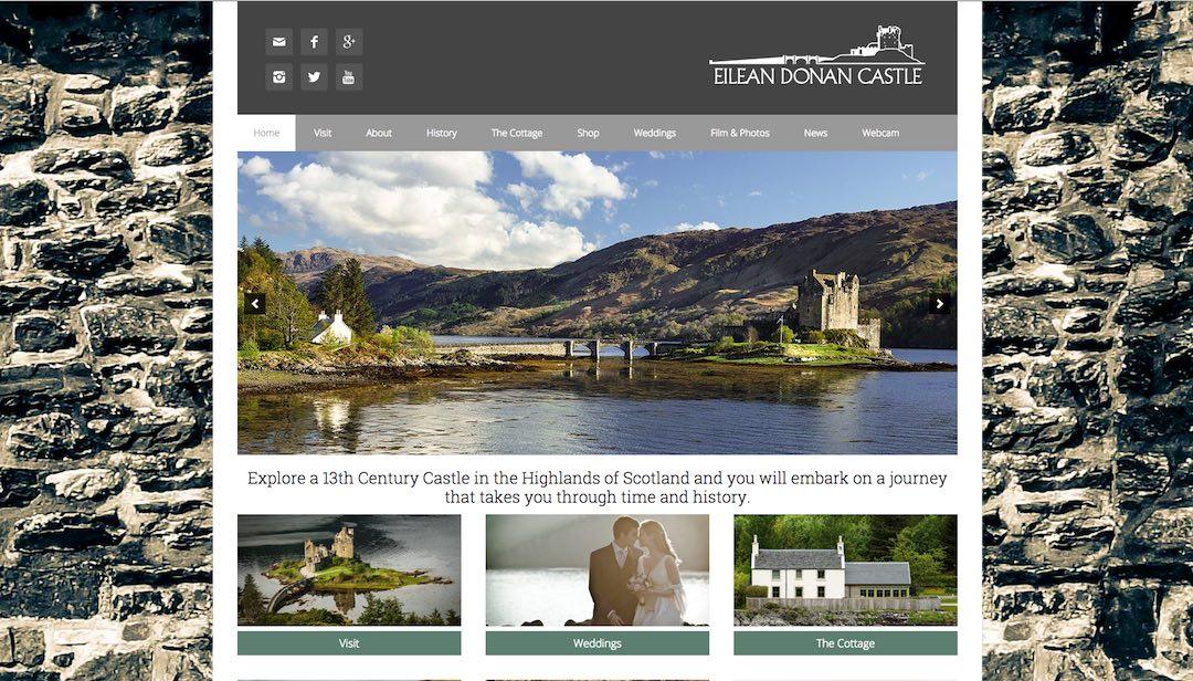 West Coast Media, Eilean Donan Castle