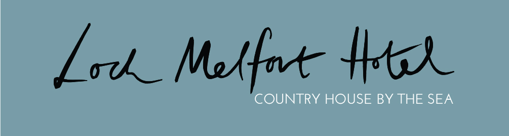 West Coast Media, Loch Melfort Hotel Logo
